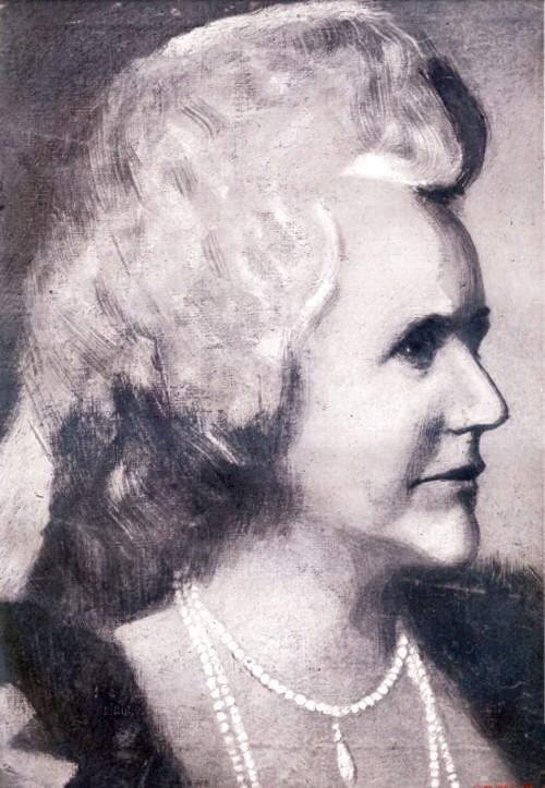 Regina Elisabeta (Carmen Sylva) - portret de Vasile Simionescu, în Luceafărul din 15 ianuarie 1903