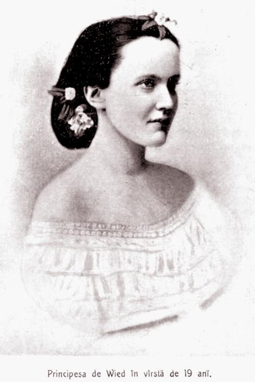 LUCEAFARUL 15 ian 1904 Regina Elisabeta la 19 ani