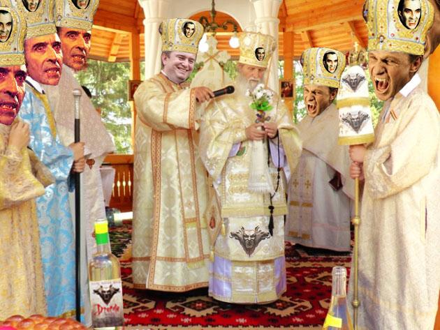 ÎPS Pimen Surceveanul: N-am nimic cu calea lui Dracula: dacă-i vodcă sau cârciumă, o sfinţesc!