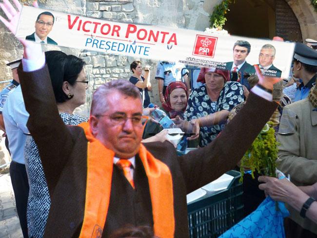 Ion Lungu: Dragi suceveni, eu reprezint toată clasa politică!