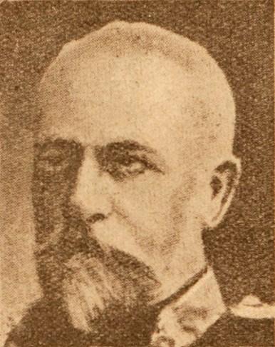 La Guerre mondiale 4 iulie 1916 Leczyski comandantul Bucovinei