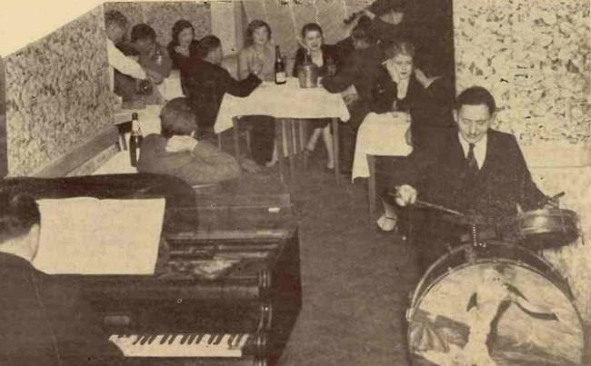 La Wartenberg-Bar, într-o noapte: filajul câtorva suspecţi şi mărturia câtorva informatoare.