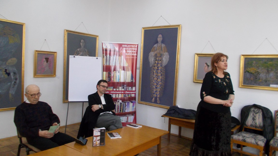 Gheorghe Scântei, Gabriel Cărăbuş şi Gabriela Teişanu