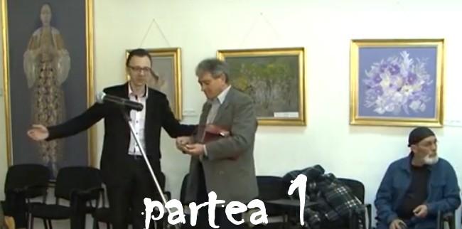 Lansare de carte Constantin Horbovanu I