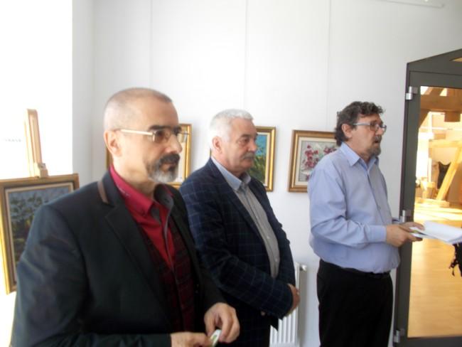 Lansare de carte Cosovan Csukat Mares