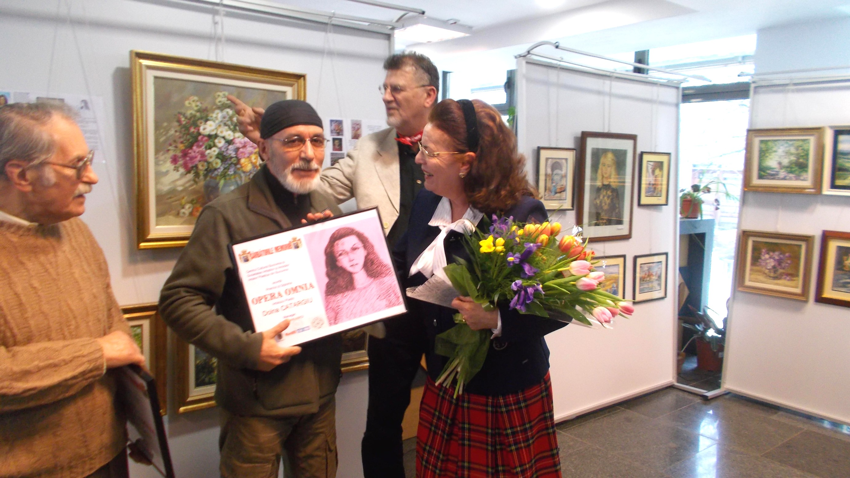 Laureati Doina cu diploma