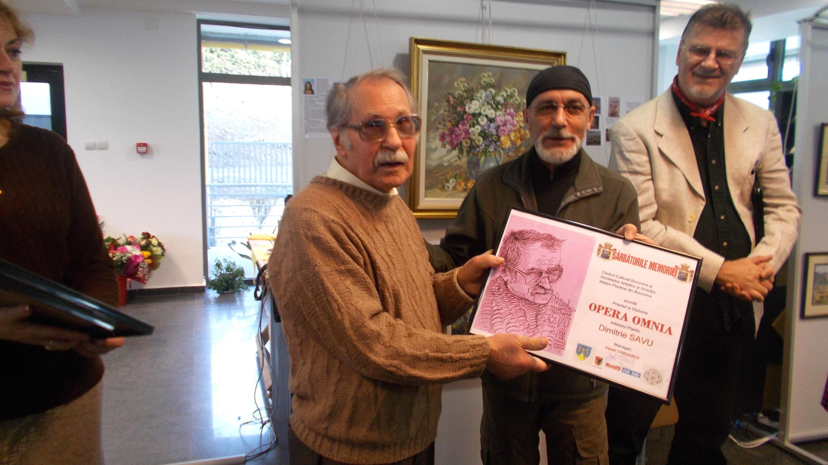 Laureati Savu cu diploma