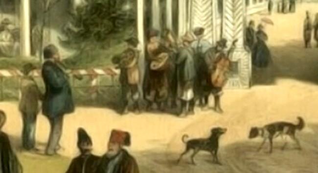 Taraf evreiesc, la Scaldele din Storojineţ
