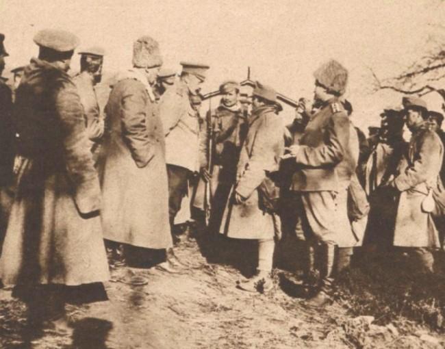 Le Miroir 12 martie 1916 Prizonieri austrieci 4