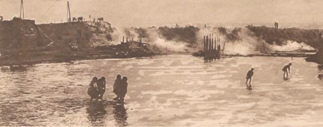 Le Miroir 13 august 1916 Bombardarea Sucevei
