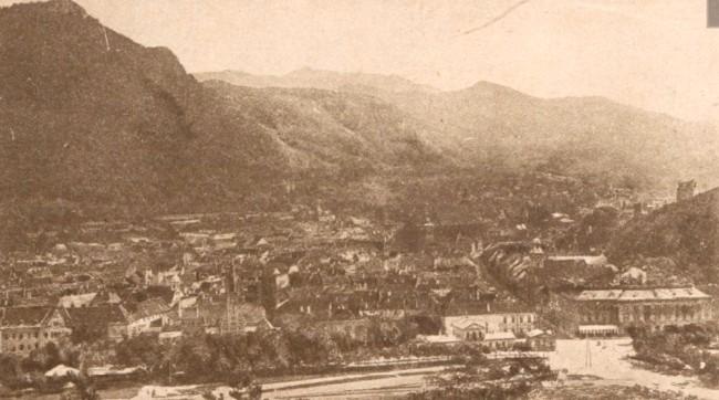 Le Miroir, 17 septembrie 1916: Braşov