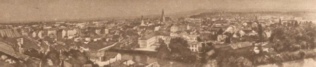 Le Miroir, 17 septembrie 1916: Cluj
