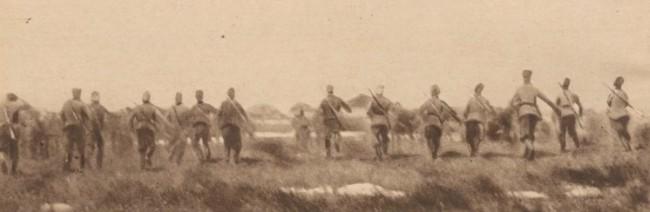 Le Miroir 19 septembrie 1915 Husarii Partizani în Bucovina 2