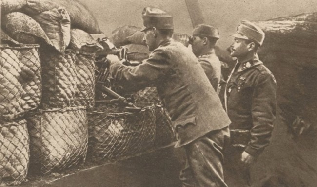 Le Miroir 2 iulie 1916 Transee austriece în Bucovina 2