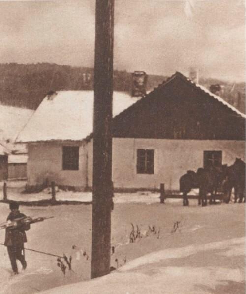 Le Miroir 9 mai 1915 Rusi în Câmpulung