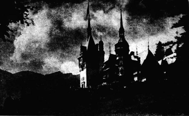 Le Monde illustre, 23 martie 1940: Castelul Peleş