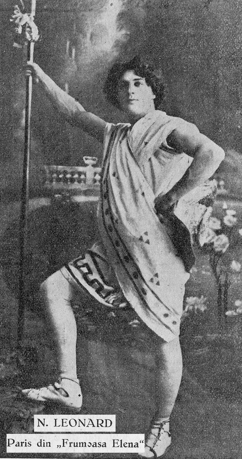 Leonard Nicolae