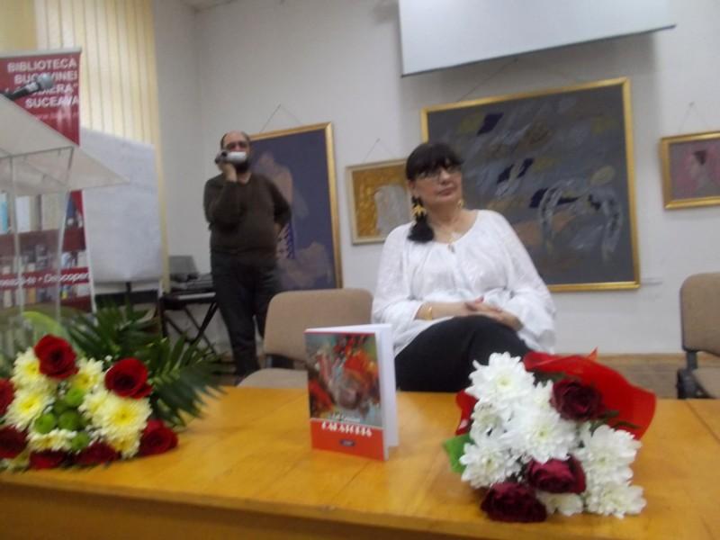 Flori şi o carte