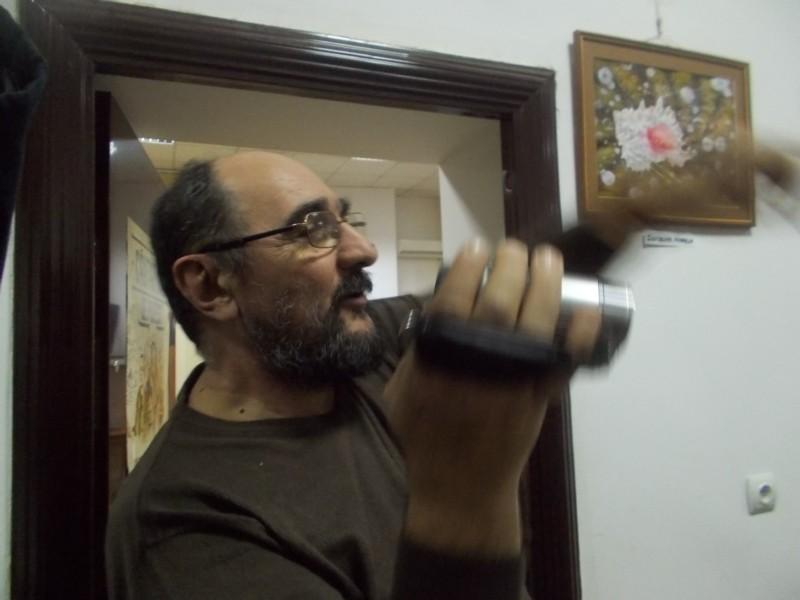 Virgil Cozma sau jurnalistul jurnalist rămâne!