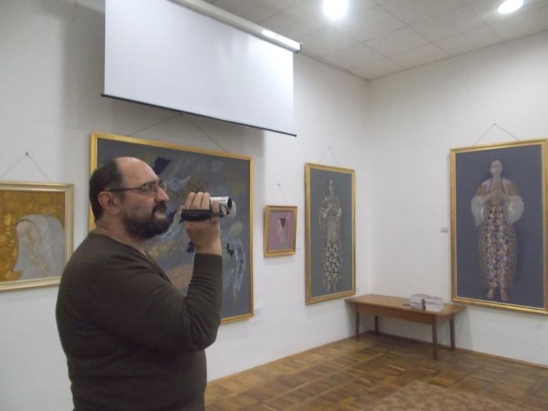 Jurnalistul Virgil Cozma