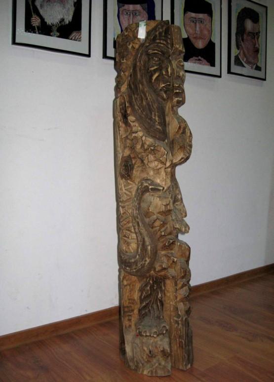 Lucrarea lui Liviu Jitaru, expusă la Shoping City