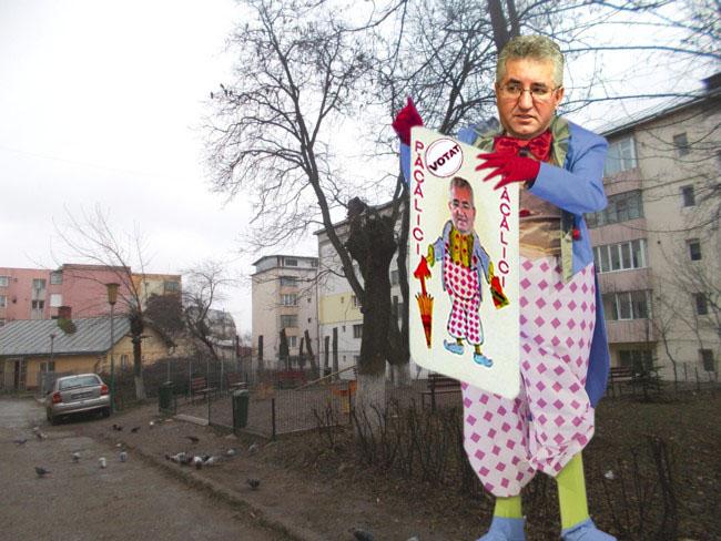 Ion Lungu: Încă un mandat, să termin de defrişat!