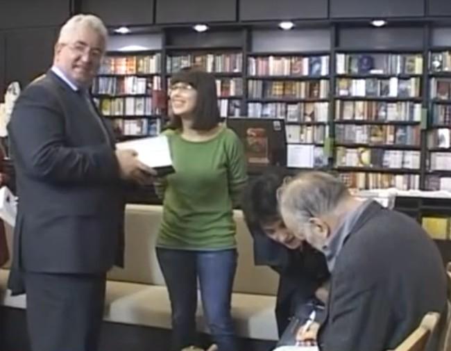 Ion Lungu: Oana Slemco, dacă mi-o mâzgâleşte pe prima filă, o mai pot vinde?