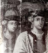 Maria, fata cea mare, şi Ecaterina, doamna lui Vasile Lupu Vodă