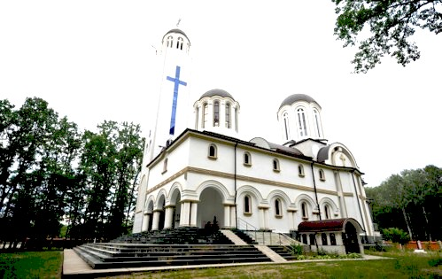 Lupu manastirea