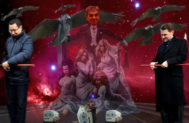 Eugen Nicolescu: Ce Dracula! Nicolaescu va rămâne în memoria mileniilor omenirii!