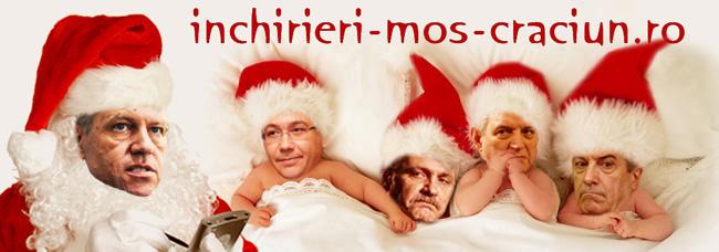Moş Crăciun: Crăciuneii mei roşii, habar nu aveţi cât de mititei aţi început să fiţi!