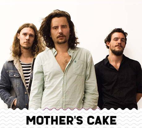 MOTHER S CAKE cu sigla