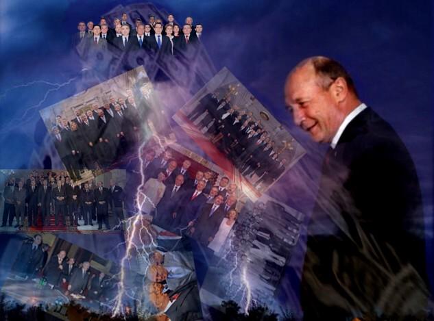 """Traian Băsescu: """"Ce de guverne! Ce de bani irosiţi sau furaţi!""""."""