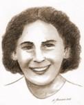 Veşnic tânăra poetesă Selma Meerbaum-Eisinger, talentata verişoară a lui Paul Celan, ucisă în 16 decembrie 1942