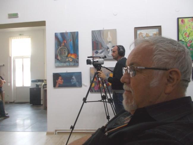 Menachem Falek la Vatra Dornei 1