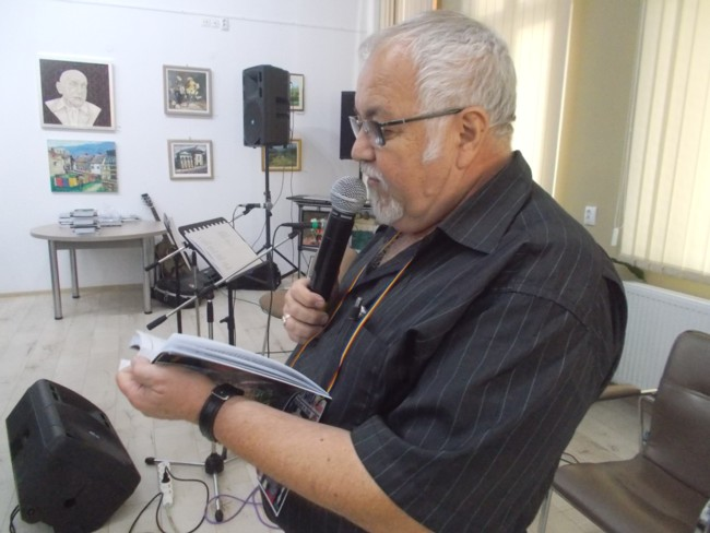Menachem Falek la Vatra Dornei 2