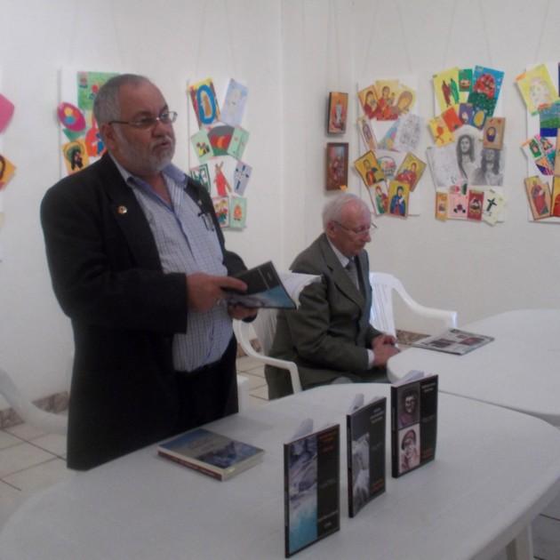 Menachem Falek şi Radu Bercea