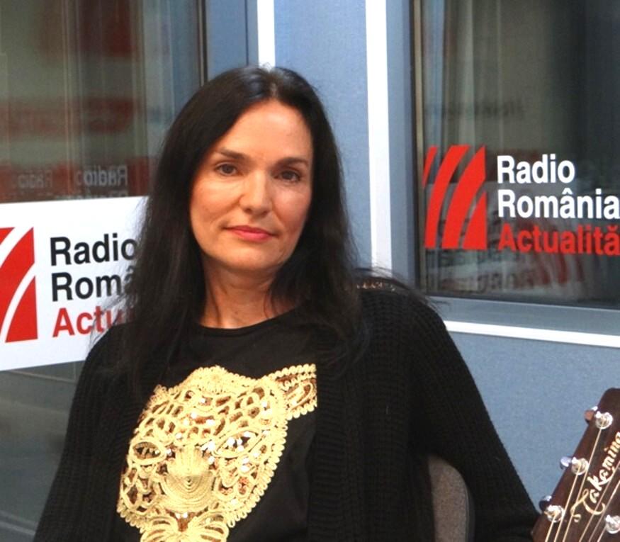Cantautoarea Mihaela Popescu