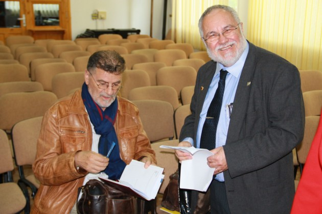 Mihai Panzaru PIM si Menachem Falek
