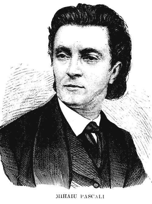 Mihail Pascally Familia 26 din 1868
