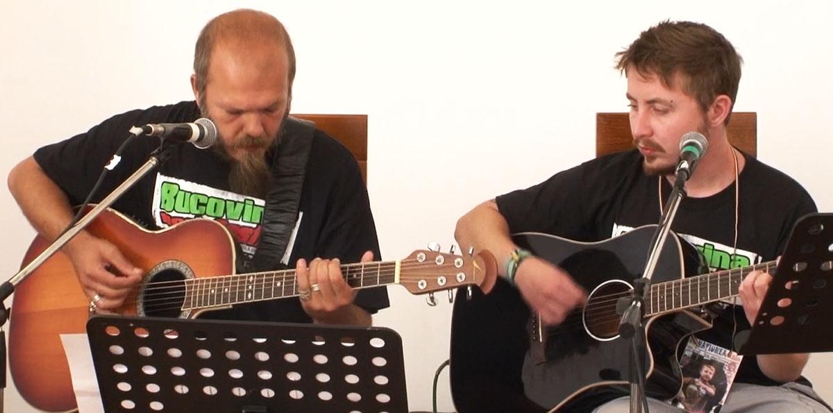 Mihnea Blidariu și Andi Drăgușanul 0