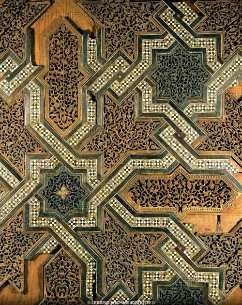 Cerul în moscheea Kutublyya din Cordoba