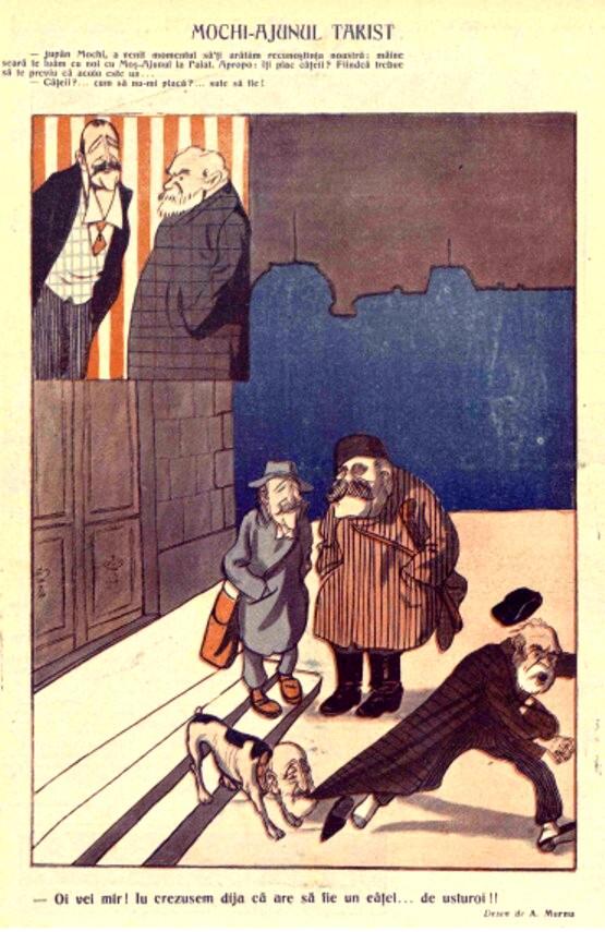 Mochi Ajunul FURNICA 1912