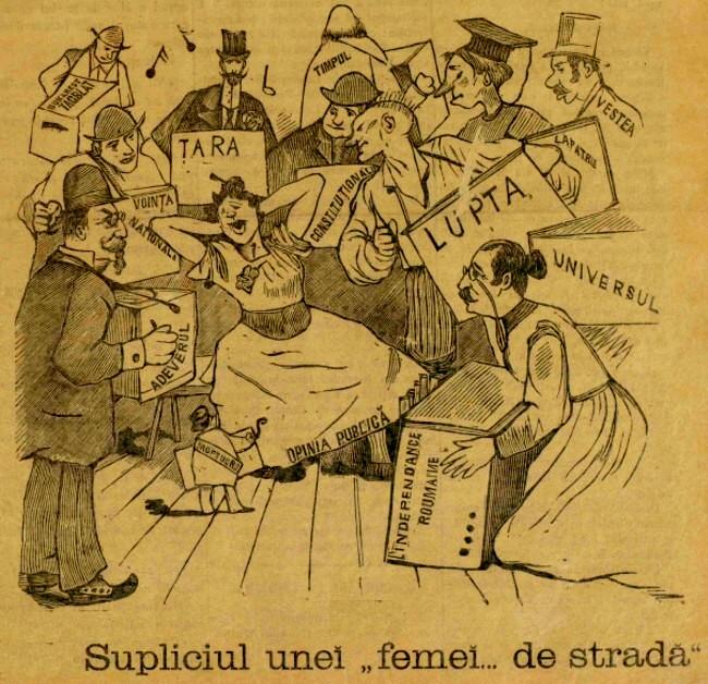MOFTUL ROMÂN, Anul I, nr. 38 din 17 iunie 1897