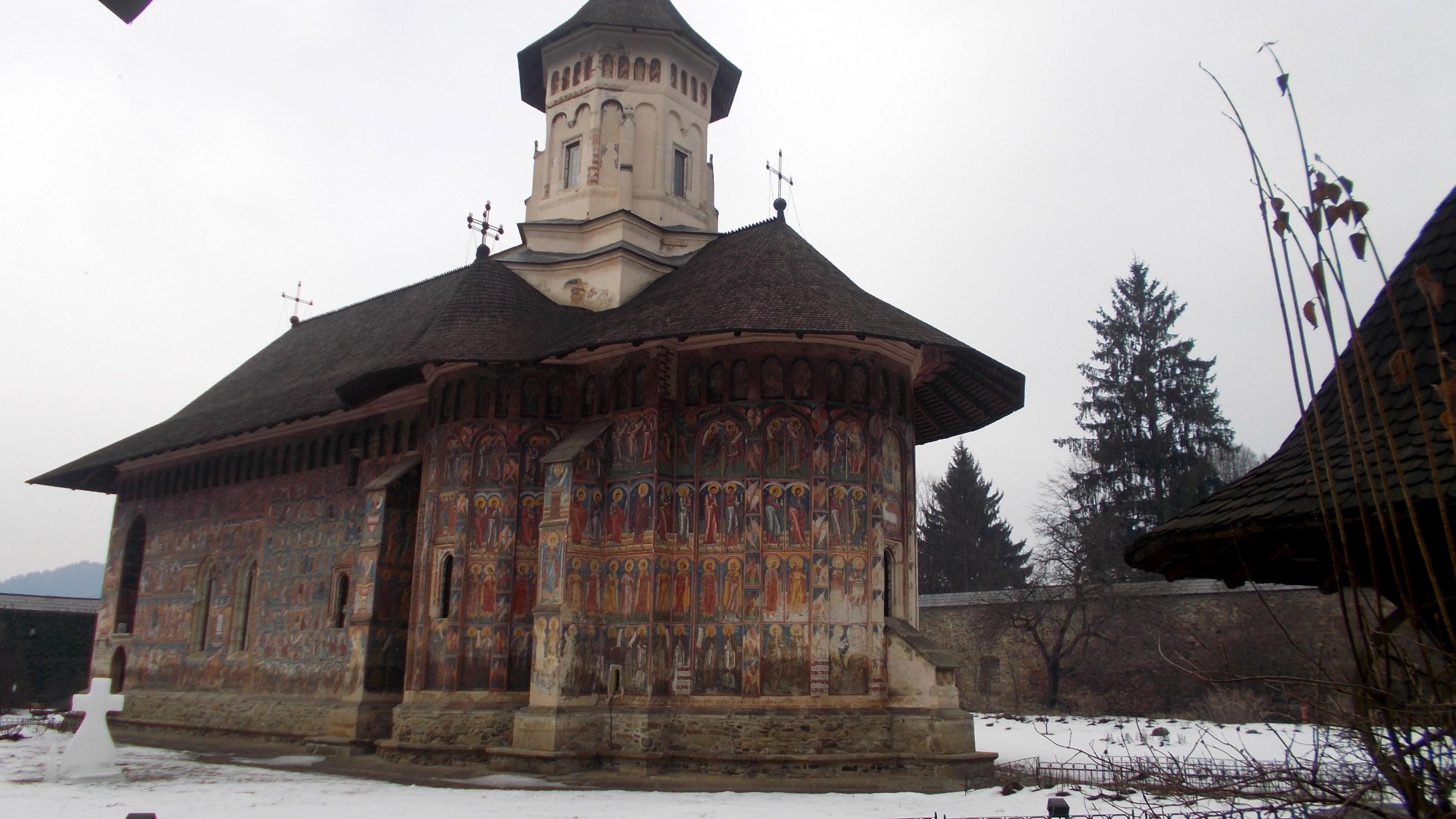 Ctitoria lui Petru Rareş