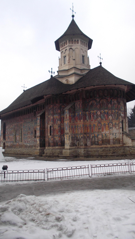 Moldoviţa de astăzi