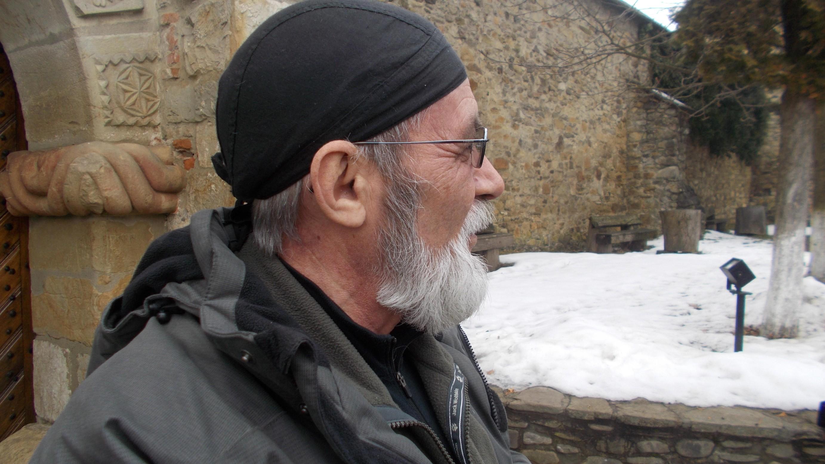 Portret: Victor T. Rusu