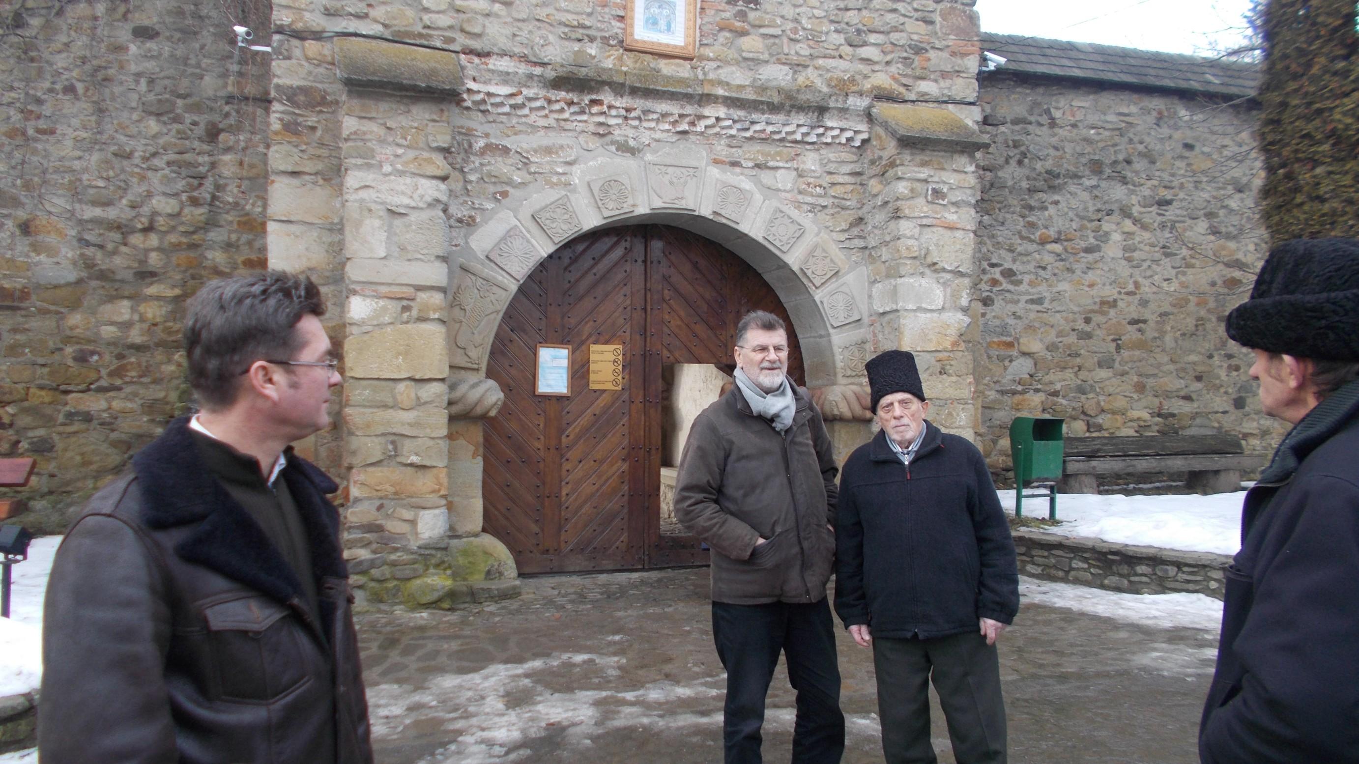 Călin Brăteanu, Pim şi Gheorghe Senciuc, în dialog cu un vechi colaborator al Centrului