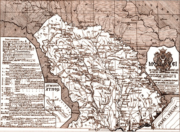 Moldova, o ţară care nu mai era ţară