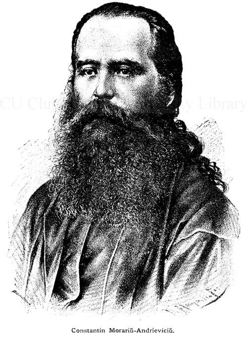 Morariu Andrievici Constantin